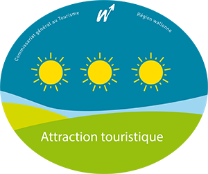 recognised tourist attraction
