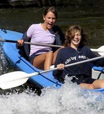 Dinant Evasion - Lesse kayaks