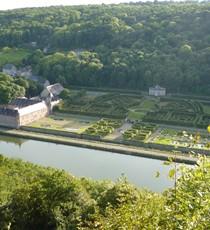 Freÿr/Meuse Castle and Gardens