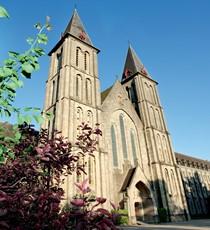 Maredsous Abbey and Saint-Joseph Visitors Centre