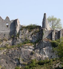 Montaigle Medieval Castle
