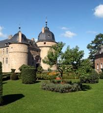 Schloss von Lavaux-Ste-Anne