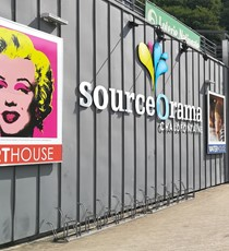 """""""Source O Rama"""" Art Water Discovery Centre"""