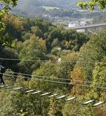 Dinant Evasion - Le parc Dinant Aventure