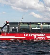 Les Lacs de l'Eau d'Heure - De 'Crocodile Rouge'