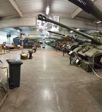 Bastogne Barracks (War Heritage Institute)