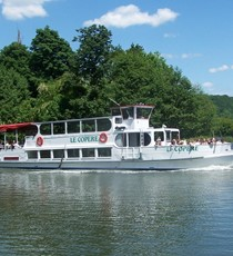 Dinant Evasion - Meuse River Cruises