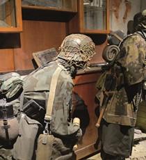 December 44 Museum Battle of the Bulge