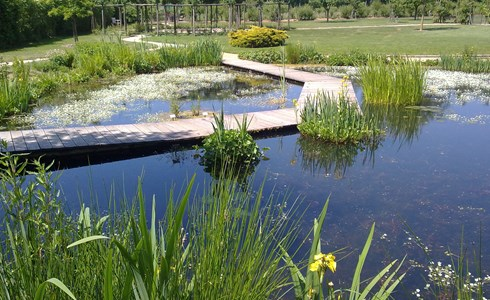 Les Jardins du Lac de Bambois