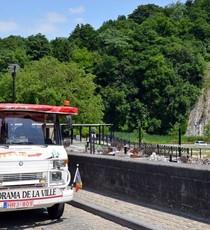 La Petite Merveille - Petit Train Touristique de Durbuy