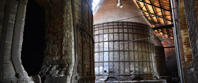 Overdekte brocante in Le Keramis | Ontdek de productie Boch