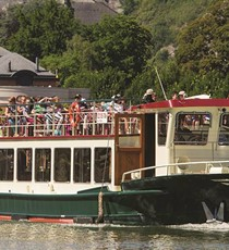 Cruise on the River Meuse