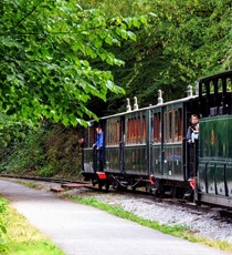Erlebniszentrum der Belgischen Kleinbahn